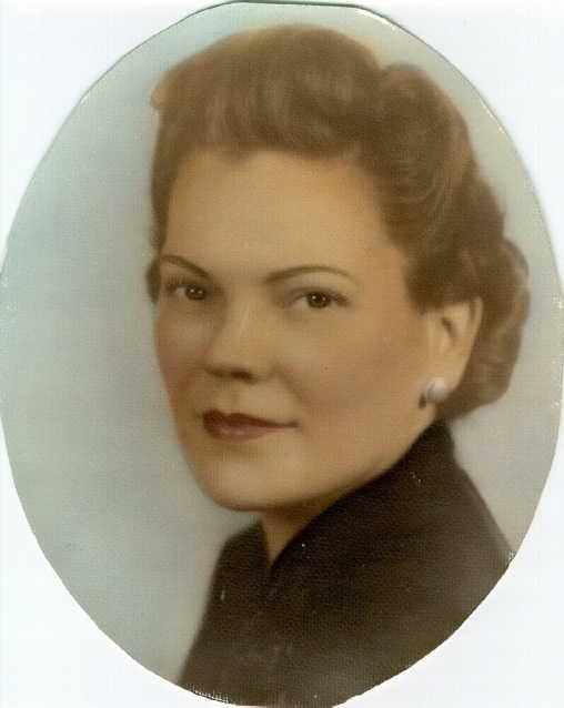 Maude Inez Balsinger